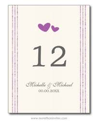Wedding Table Cards Wedding Table Numbers Archives More Than Invites
