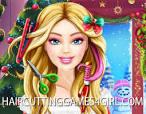 العاب بنات 2014 قص شعر باربي حقيقي Barbie Real Haircuts games ...