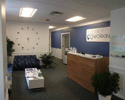 Build Your Own Reception Desk by Coworking Shared Offices Open Desks Shared Space Private