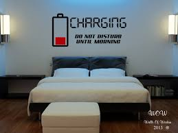 children teenager bedroom wall stickers wall art charging do