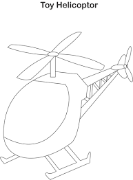 helicopter coloring printable page for kids
