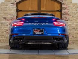 porsche 911 turbo s 2017 2017 porsche 911 turbo s for sale in springfield mo stock p5130