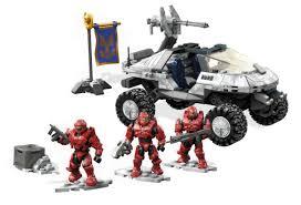 halo warthog mega construx halo arctic warthog building set toys
