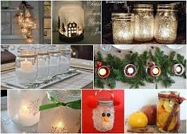 how to make mason jar lights with christmas lights 14 festive mason jar christmas decorations