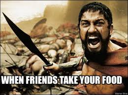 Clarinet Boy Meme Generator - meme maker when friends take your food meme maker memes