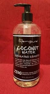 black label hair product line holiday gift giving renpure black label coconut hair product