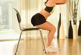 Chair Squat Fitness For Beginners U2013 How To Squat U2013 Healthhabits