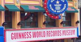guinness book of world records museum nightmares fear factory