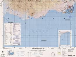 Map Of Yemen Saudi Arabia Joint Operations Graphic Perry Castañeda Map