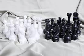 Best Chess Design Amazon Com Marble Chess Set Black White Toys U0026 Games