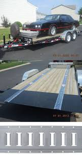 Steel Sled Deck Plans by Best 25 Tilt Trailer Ideas On Pinterest Atv Utility Trailer