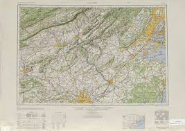 Topographic Map Usa by Newark Map Nettuning List Of Municipalities In New Jersey