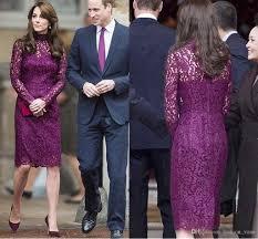 kate middleton dresses kate middleton formal party dresses 2017 high collar sleeve