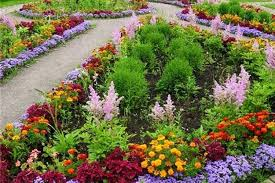 Flower Bed Ideas For Backyard 33 Beautiful Flower Beds Adding Bright Centerpieces To Yard