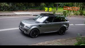 hse land rover 2017 2017 range rover sport sdv8 hse dynamic youtube