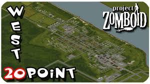 West Point Map Project Zomboid West Point 20 Pasa La Vida Youtube