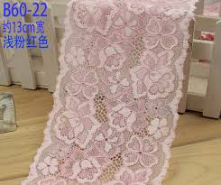 bulk lace ribbon 4 meters lovely designed bulk lace embroidery stretch lacetrim