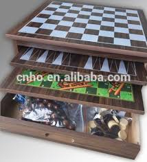 Buy Chess Set High Quality 5 In 1 Ludo 3 In 1 Wooden Backgamon Chess Checkers