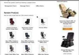 Website Ecommerce Builder - an  actual example website!
