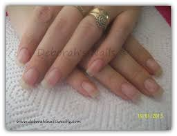 acrylic overlay on natural nails without tips how you can do it