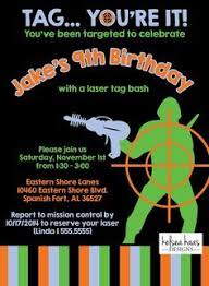 31 best laser tag party images on pinterest birthday party ideas