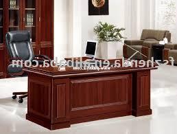 Wooden Home Office Desk Brilliant Home Office Wood Desk Design Decoration Of 4 Intended