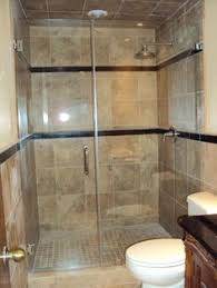 redone bathroom ideas shower kits for small spaces small white tiled remodeled