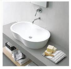 Deep Bathroom Sink by Bathroom Basins On Agape Viceversa Bathroom Washbasin 80cm Wide X