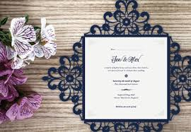 designer wedding invitations how to create a laser cut wedding invitation in illustrator and