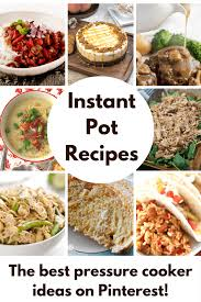 the best instapot recipes speeds up cooking up to six times