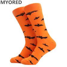 online shop myored fashion brand men socks cotton colorful novelty