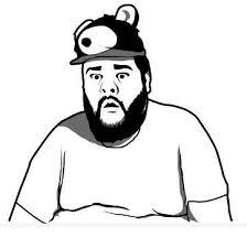 sad frogman sad bear guy know your meme