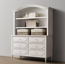 bellina wide dresser bookcase hutch