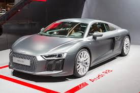 audi r8 starting price 2017 audi r8 backs up its athletic looks with v10 power electric