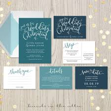 Wedding Invitation Sets Printable Wedding Invitation Sets Browse Collection