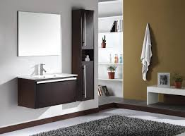 Tall Bathroom Cabinet With Mirror by Tall Bathroom Cabinets With Mirrors Decoration Designs Guide