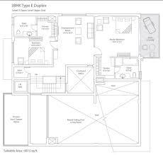 floor plan tata housing myst