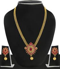 image necklace images Long necklaces buy long necklaces online at best prices in india jpeg