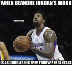Funny Clippers Memes - nba memes on twitter deandre jordan went from mavs back to