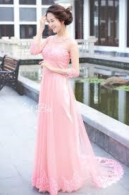 ao dai cuoi dep màu sắc áo dài cưới đẹp nhất cho cô dâu mùa cưới 2017