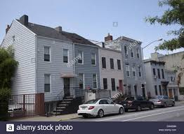 Brooklyn House Old Frame Houses In Low3e3er Park Slope Brooklyn Ny Stock Photo