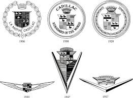 14 best cadillac logo images on cadillac car logos