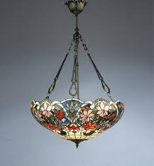 stained glass ceiling light fixtures tiffany lighting london table ls wall lights pendant light
