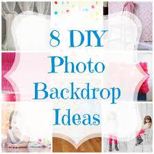 backdrop ideas 8 diy photo backdrop ideas craft gossip