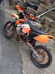 ktm sx 125 2006 in nelson lancashire gumtree