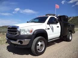 sterling dodge truck buy used 2008 dodge ram 4500 bullet sterling 4x4 utility truck