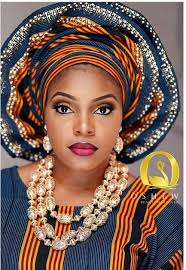 african make and asooke hair styles aso oke gélé turban attaché foulard africa s royal fashions