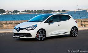 renault clio black renault clio r s 220 trophy review video performancedrive