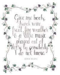 wedding quotes keats keats quotes pinteres