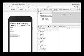 get started with debugging javascript in chrome devtools tools